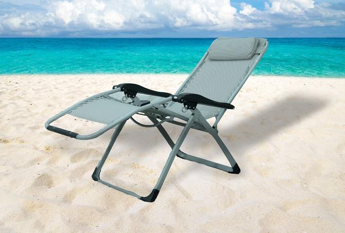 כסא שני מצבים ממתכת זנזיבר