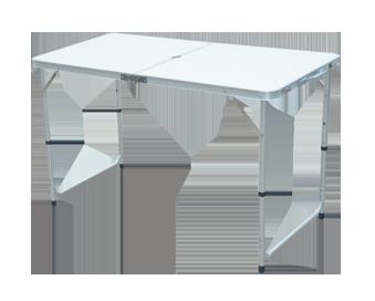 שולחן אלומניום מתקפל