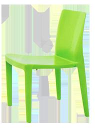 כסא ליאת פלסטיק