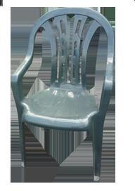 כסא פלסטיק נדין