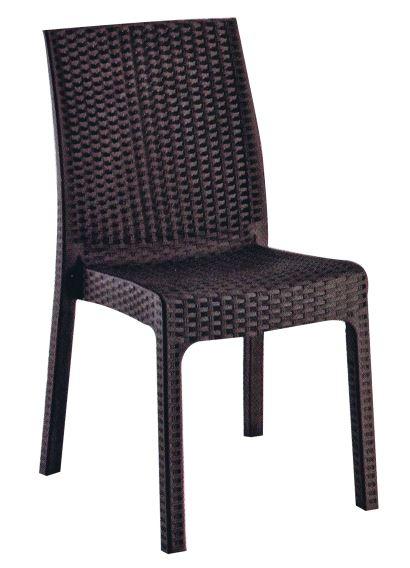 כסא הילה פלסטיק