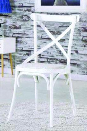 כסא מאיה ממתכת