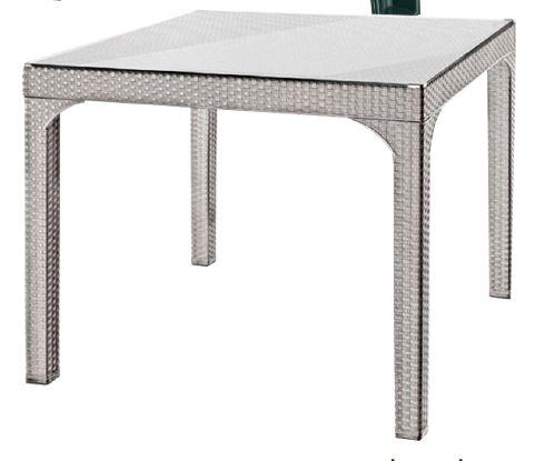 שולחן פלסטיק מעוצב