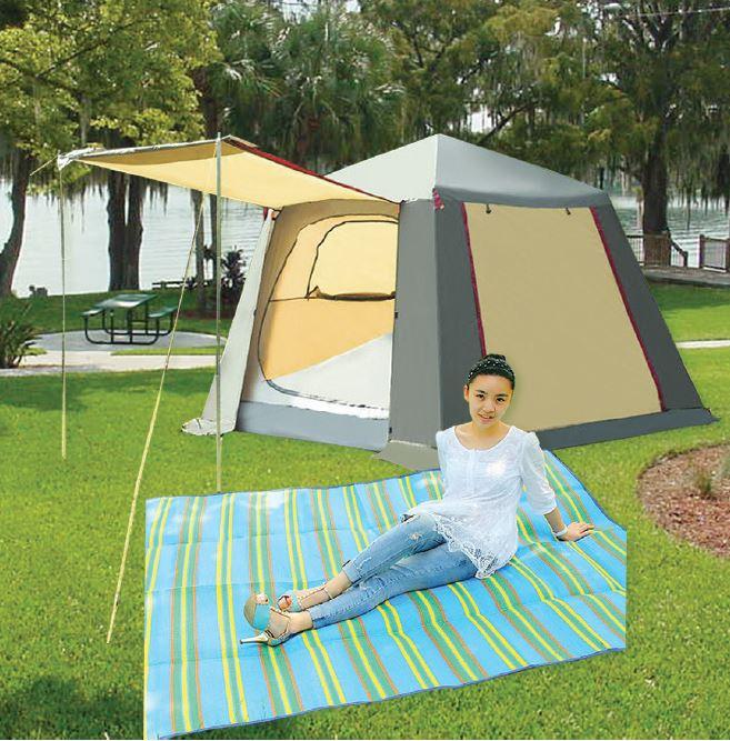 אוהל חדר מקצועי כולל גג