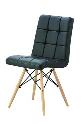 כסא לולה מעור