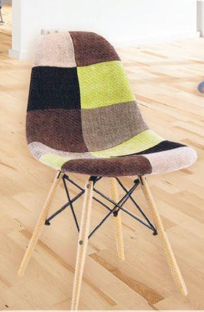כסא דינה מעץ